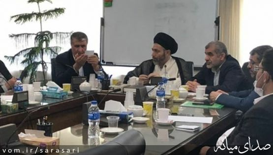 نشست نمایندگان استان اردبیل با وزیر راه برای بررسی وضعیت راهآهن اردبیل-میانه و چهار بانده شدن جاده سرچم ؛وزیر هفته آینده می آید
