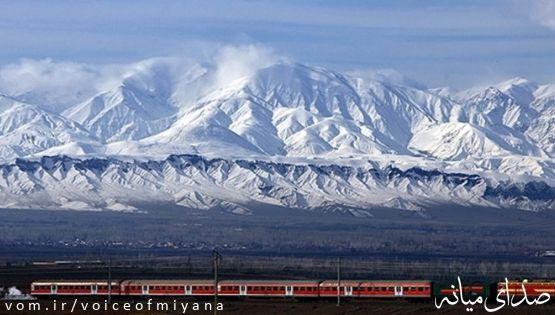 نوبخت :قطار میانه-بستان آباد امسال به تبریز می رسد