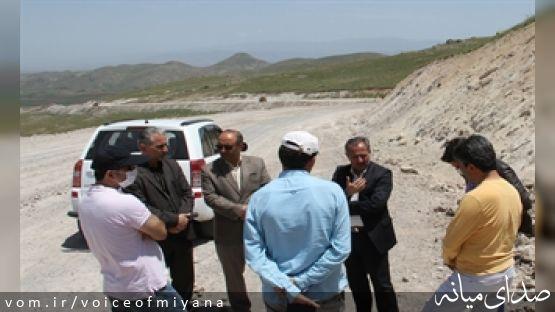 مدیرکل راه و شهرسازی استان اردبیل؛ امسال ،بهره برداری از پروژه محور کریق - آرموداق