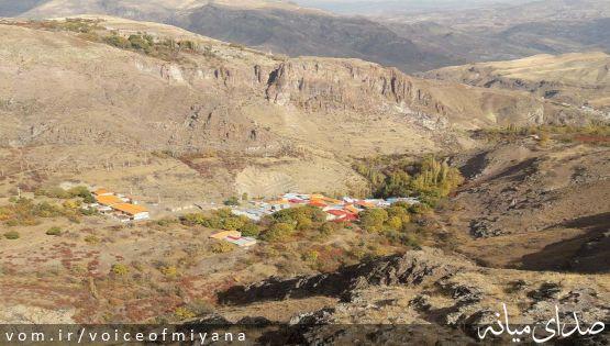 تصاویری از طبیعت دیدنی در قلعه سنگ (داش قالا)و قاراب سفلی