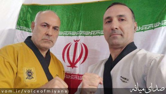 """درخشش برادران وحیدی راد، در مسابقات بین المللی """"جام پایتخت"""""""