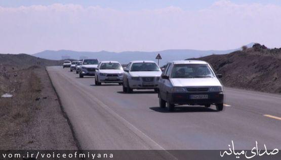 اتصال بزرگراهی بنادر جنوب به دروازه قفقاز با تکمیل جاده سرچم - اردبیل