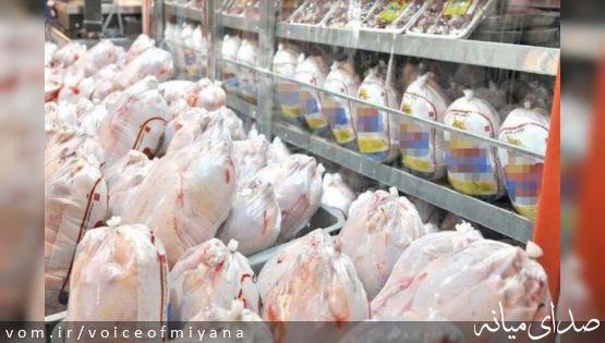 توضیحات اداره صمت میانه درباره علت گرانی مرغ