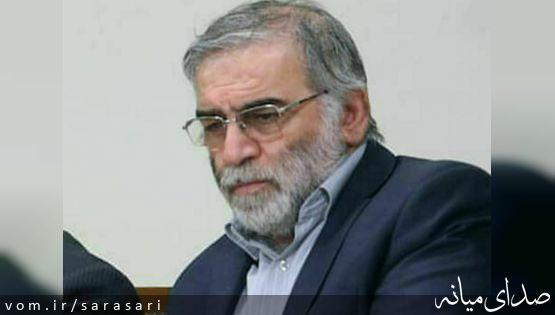 محسن فخری زاده کیست؟ +تصویر