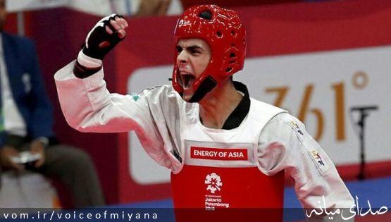 حسینی: تلاش میکنم آرزوی استاد فلاحی راد را در المپیک برآورده کنم