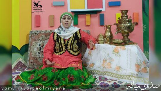 """فاطمه محمودی برگزیده جشنواره ملی """"میراث لالایی"""" شد"""