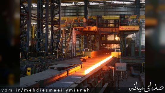 با پیگیری های اسماعیلی نماینده میانه؛ اختصاص 90 میلیون یورو معادل 25 هزار میلیارد ریال برای کارخانه دوم احیاء فولاد میانه