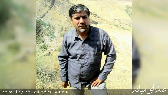 زمان و مکان تشییع سردار گلمحمدی در میانه