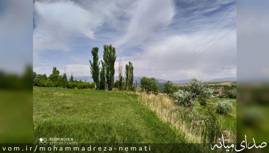 """تصاویری از طبیعت سرسبز روستا نودوزق """"نوادیز"""""""