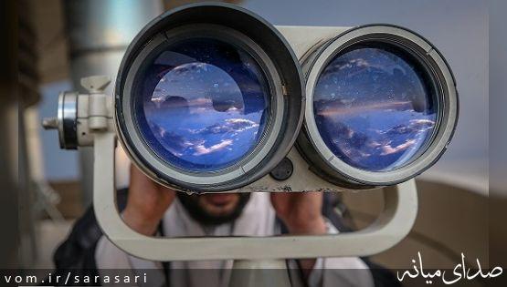 گزارش تصویری از تلاش منجمین ستاد استهلال کشور برای رصد ماه عید فطر