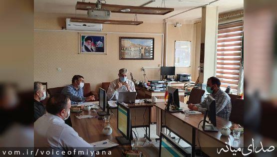 طرح ساماندهی و سرشماری واحدهای صنفی در شهرستان میانه