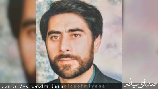 سیدمرتضی حسینی با حدود 11 هزار رأی منتخب نخست مردم میانه شد