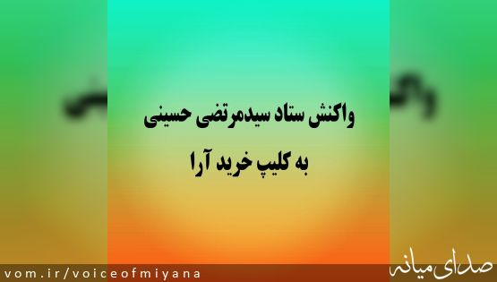 واکنش ستاد سیدمرتضی حسینی به کلیپ خرید آرا