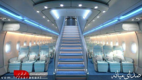 یک فروند ایرباس A380؛ هدیهی خانواده سلطنتی قطر به آقای رئيسی