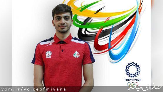 بالسینی شناگر میانه ای المپیک توکیو: تلاش میکنم رکورد شنای ایران را ترقی دهم