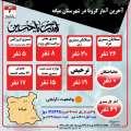 جدیدترین آمار رسمی کرونا و واکسیناسیون در میانه(۴ مهر)