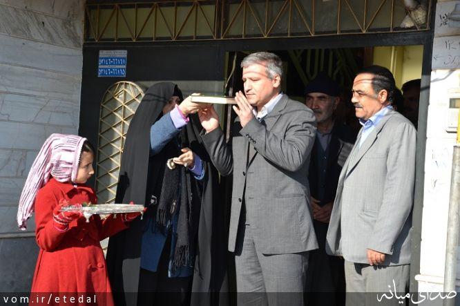 تصویر حامیان تدبیر و امید شهرستان میانه