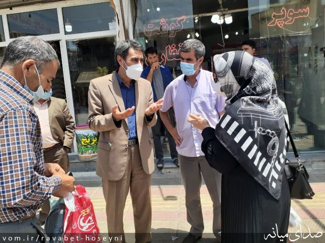 تصویر دفتر ارتباطات مردمی سیدمرتضی حسینی